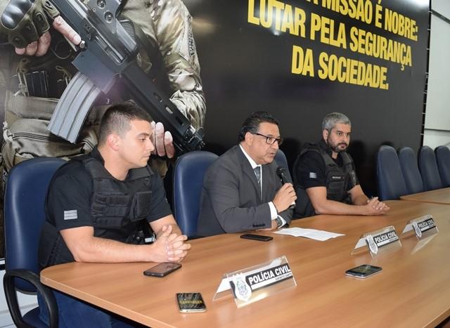Luz na Infância: Polícia capixaba participa de operação nacional contra pornografia infantil